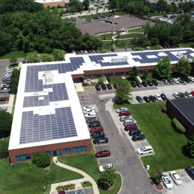 403 kW Solar Energy Project